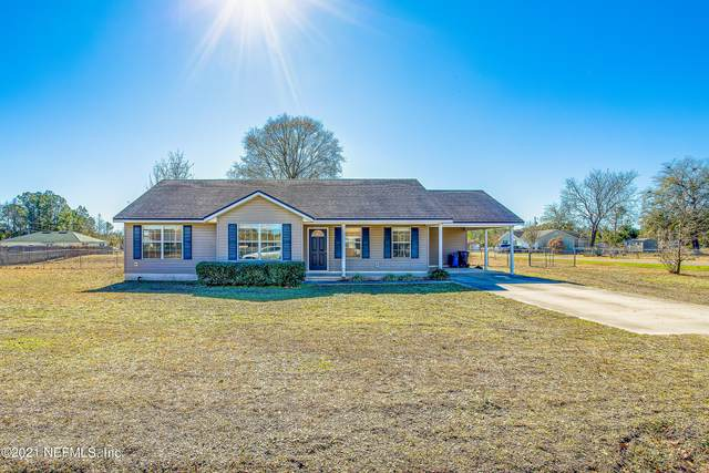 27217 Thirteenth Ave W, Hilliard, FL 32046 (MLS #1091180) :: The Newcomer Group