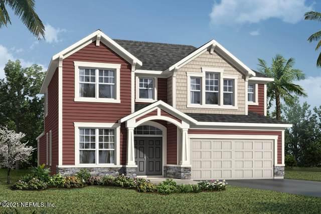 191 Newberry Dr, St Johns, FL 32259 (MLS #1091207) :: Berkshire Hathaway HomeServices Chaplin Williams Realty