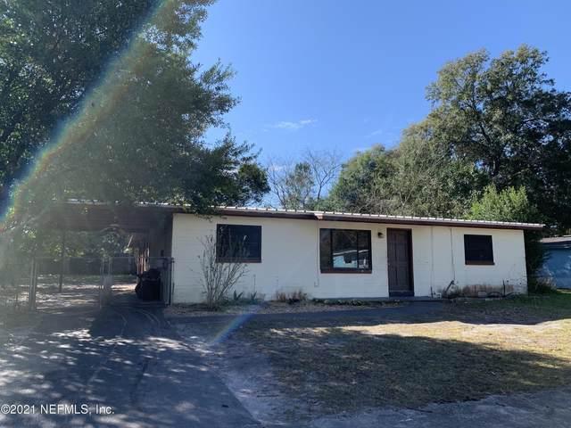 370 Bonnlyn Dr, Orange Park, FL 32073 (MLS #1091209) :: Oceanic Properties