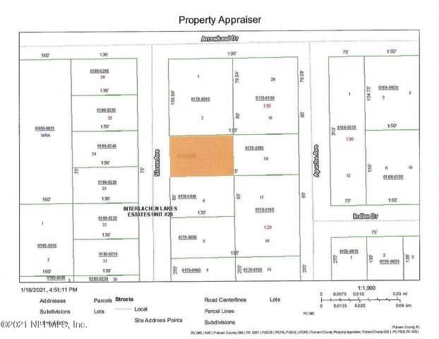 0030 Sioux Ave, Interlachen, FL 32148 (MLS #1091212) :: CrossView Realty
