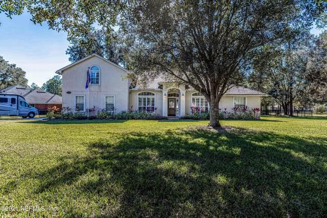 1400 Mallard Green Ct, Jacksonville, FL 32259 (MLS #1091226) :: Berkshire Hathaway HomeServices Chaplin Williams Realty