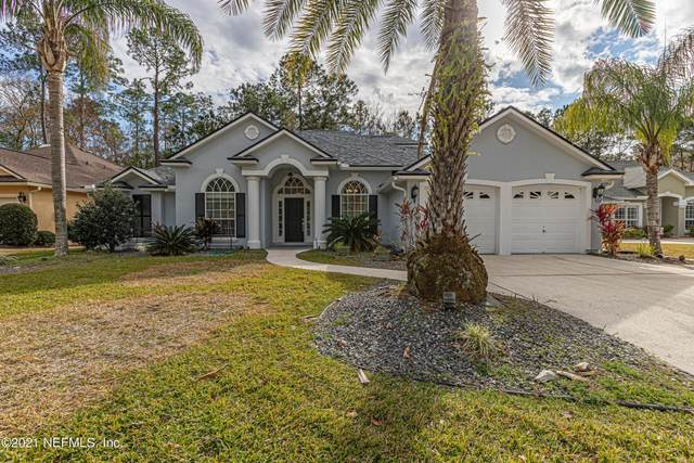 1766 Country Walk Dr, Fleming Island, FL 32003 (MLS #1091235) :: The Hanley Home Team