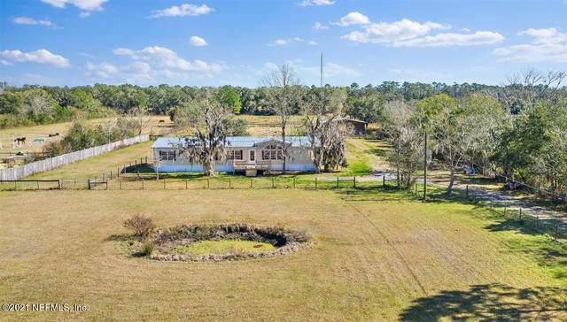 9710 Luther Beck Rd, Hastings, FL 32145 (MLS #1091247) :: Berkshire Hathaway HomeServices Chaplin Williams Realty