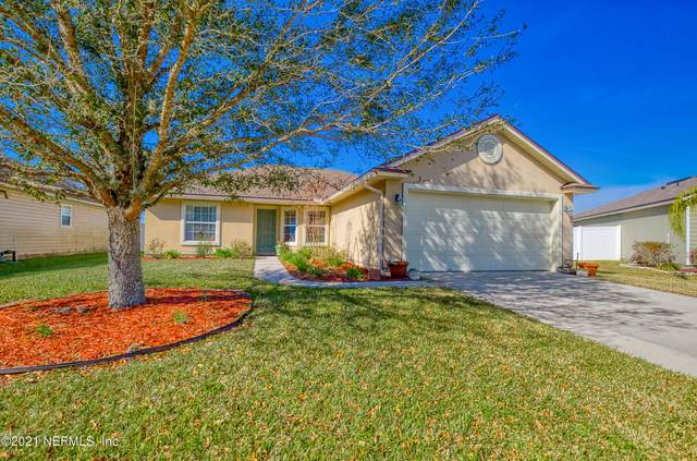 2308 Bonnie Lakes Dr, GREEN COVE SPRINGS, FL 32043 (MLS #1091293) :: Berkshire Hathaway HomeServices Chaplin Williams Realty