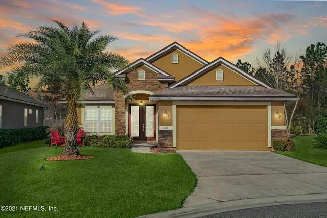 153 N Torwood Dr, St Johns, FL 32259 (MLS #1091306) :: The Impact Group with Momentum Realty