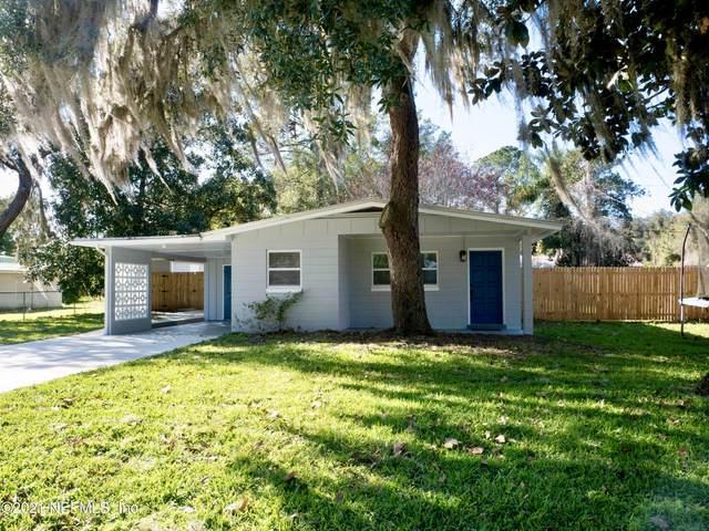116 Bellray Dr, Satsuma, FL 32189 (MLS #1091337) :: Berkshire Hathaway HomeServices Chaplin Williams Realty