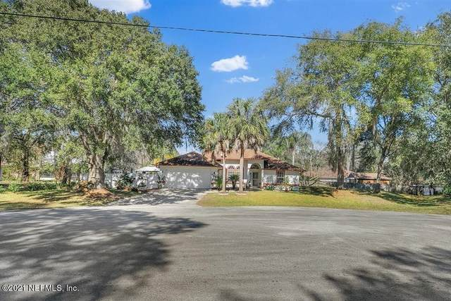 304 Doyle Ln, St Augustine, FL 32086 (MLS #1091363) :: Berkshire Hathaway HomeServices Chaplin Williams Realty