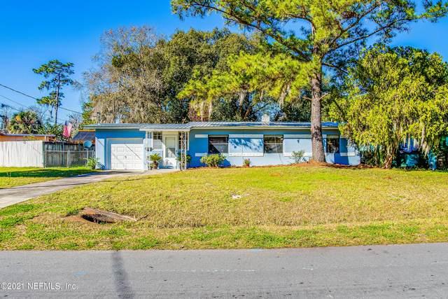 558 Nightingale Rd, Jacksonville, FL 32216 (MLS #1091368) :: The Coastal Home Group