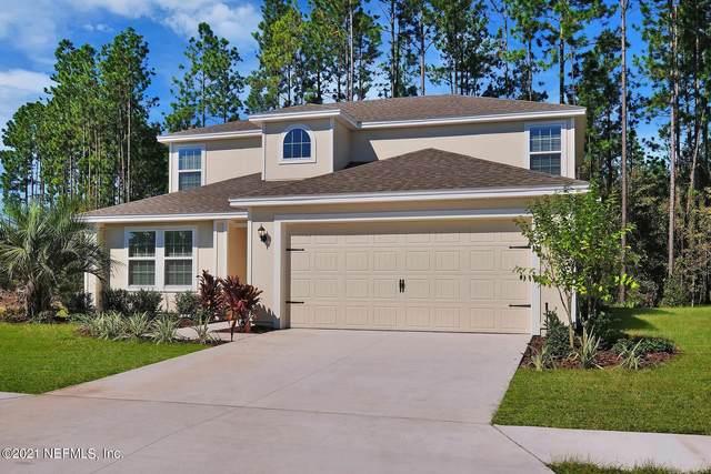 8655 Newnan Lake Dr, Macclenny, FL 32063 (MLS #1091374) :: The Newcomer Group