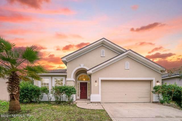 14965 Bulow Creek Dr, Jacksonville, FL 32258 (MLS #1091387) :: Century 21 St Augustine Properties