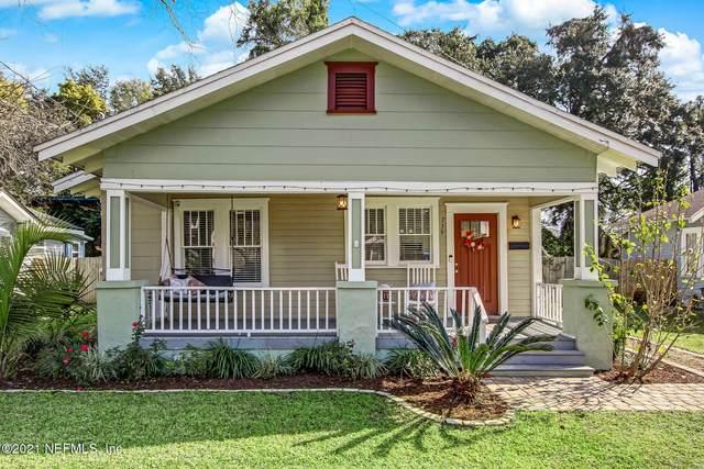 739 West St, Jacksonville, FL 32204 (MLS #1091403) :: Berkshire Hathaway HomeServices Chaplin Williams Realty
