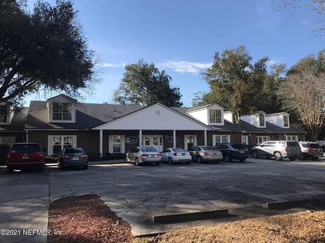2700 W University Blvd C1-4, Jacksonville, FL 32217 (MLS #1091404) :: The Hanley Home Team