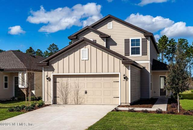 129 Fellbrook Dr, St Augustine, FL 32095 (MLS #1091407) :: The Volen Group, Keller Williams Luxury International