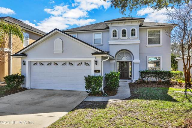 140 Pine Arbor Cir, St Augustine, FL 32084 (MLS #1091413) :: Ponte Vedra Club Realty