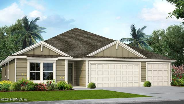 862 Ocean Jasper Dr, St Augustine, FL 32086 (MLS #1091435) :: The Newcomer Group