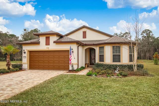 274 Lake Bridge Rd, St Augustine, FL 32095 (MLS #1091438) :: The Impact Group with Momentum Realty