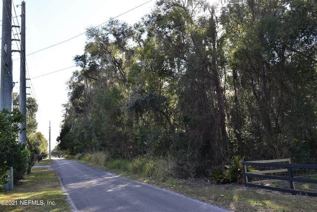 LOT 23 Walnut St, Crescent City, FL 32112 (MLS #1091439) :: Berkshire Hathaway HomeServices Chaplin Williams Realty