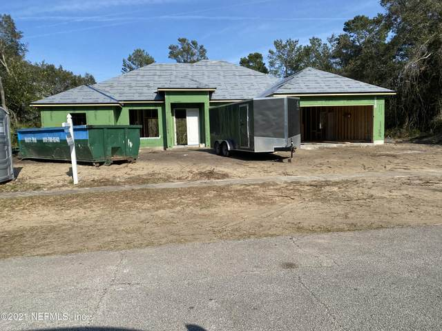 596 W Bianca Cir, St Augustine, FL 32086 (MLS #1091470) :: Berkshire Hathaway HomeServices Chaplin Williams Realty