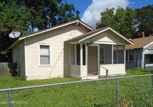 1639 W 16TH St, Jacksonville, FL 32209 (MLS #1091497) :: The Randy Martin Team | Watson Realty Corp
