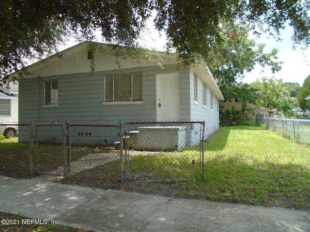 1814 W 2ND St, Jacksonville, FL 32209 (MLS #1091500) :: Endless Summer Realty
