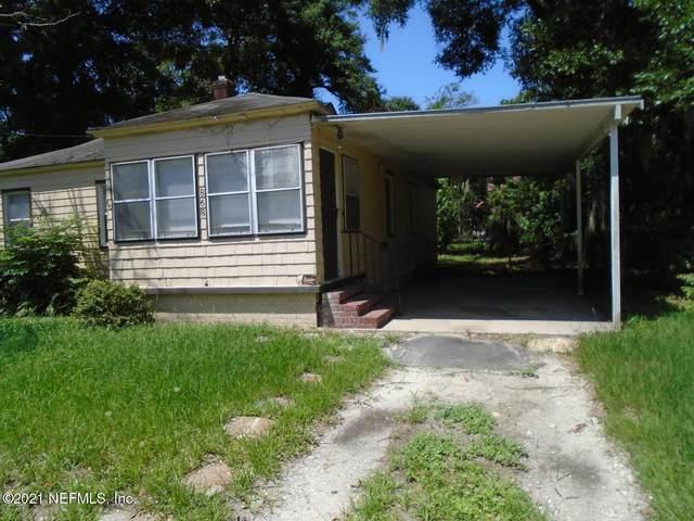 868 Bunker Hill Blvd, Jacksonville, FL 32208 (MLS #1091505) :: The Every Corner Team