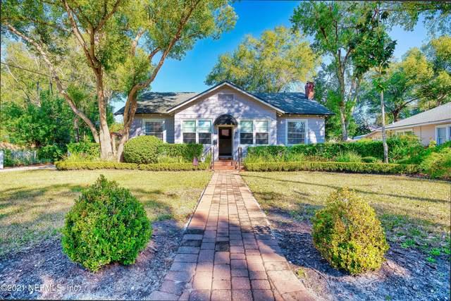 4349 Irvington Ave, Jacksonville, FL 32210 (MLS #1091515) :: Berkshire Hathaway HomeServices Chaplin Williams Realty
