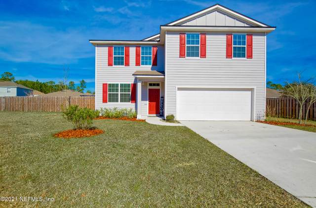 65031 Mossy Creek Ln, Yulee, FL 32097 (MLS #1091518) :: The Every Corner Team