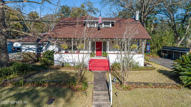 1769 Greenwood Ave, Jacksonville, FL 32205 (MLS #1091528) :: The Newcomer Group