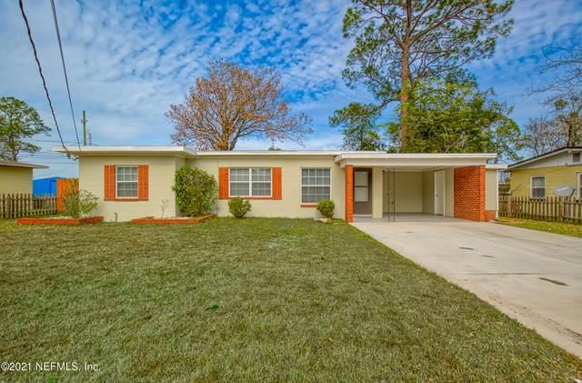 5427 Attleboro St, Jacksonville, FL 32205 (MLS #1091540) :: The Newcomer Group