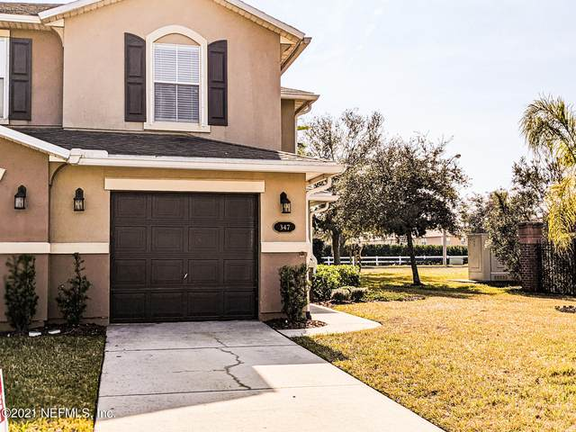 347 W Pisa Pl, St Augustine, FL 32084 (MLS #1091551) :: The Impact Group with Momentum Realty