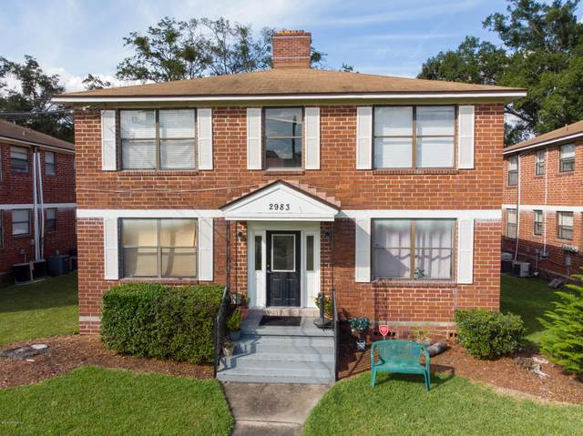 2983 Downing St, Jacksonville, FL 32205 (MLS #1091560) :: Century 21 St Augustine Properties