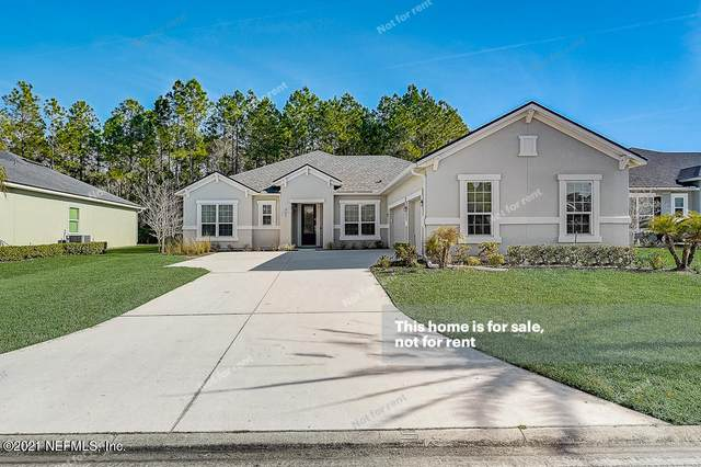 467 Trellis Bay Dr, St Augustine, FL 32092 (MLS #1091565) :: The Newcomer Group