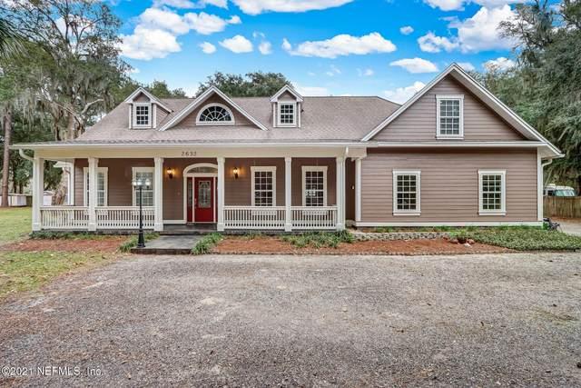 2632 Amelia Rd, Fernandina Beach, FL 32034 (MLS #1091568) :: The Hanley Home Team