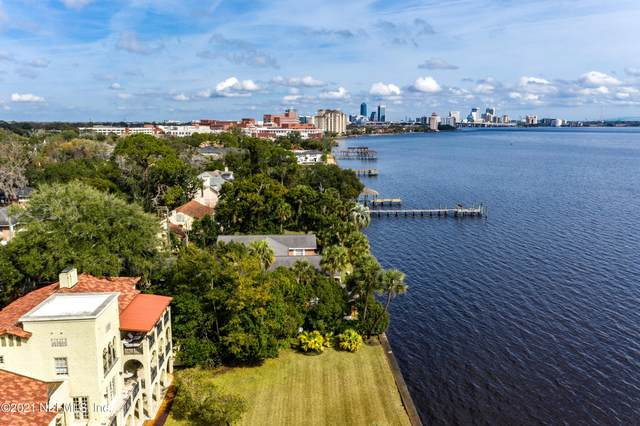 2950 St Johns Ave 5-A, Jacksonville, FL 32205 (MLS #1091576) :: The Newcomer Group