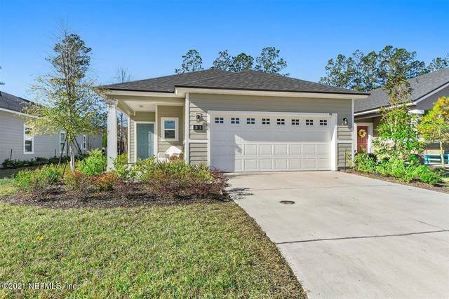 91 Cottage Green Pl, St Augustine, FL 32092 (MLS #1091622) :: The Newcomer Group