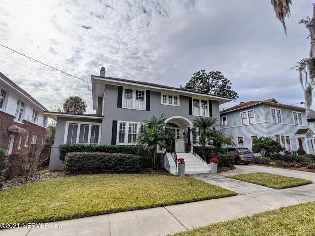 1828 Powell Pl, Jacksonville, FL 32205 (MLS #1091642) :: Engel & Völkers Jacksonville