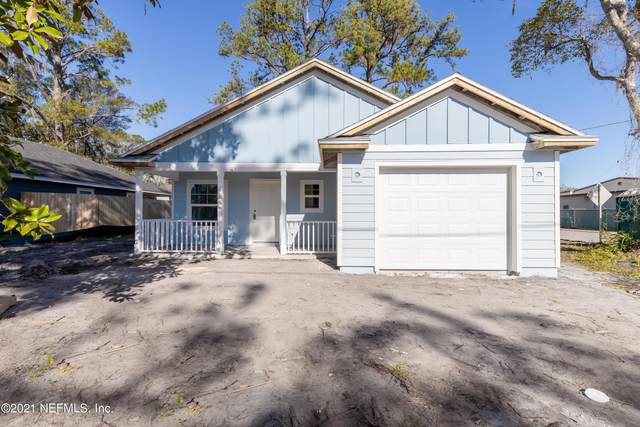 1008 Walnut St, GREEN COVE SPRINGS, FL 32043 (MLS #1091647) :: The Newcomer Group