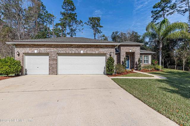 7100 Tarpon Ct, Fleming Island, FL 32003 (MLS #1091687) :: The Every Corner Team