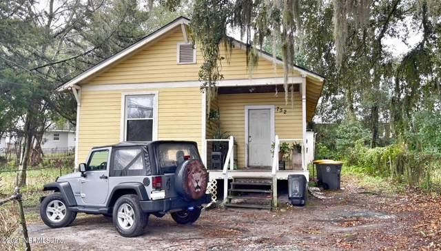 752 Ashford St, Jacksonville, FL 32208 (MLS #1091709) :: Memory Hopkins Real Estate
