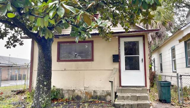 1427 E 12TH St, Jacksonville, FL 32206 (MLS #1091710) :: EXIT Real Estate Gallery