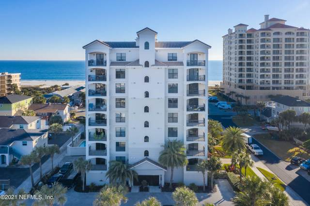 115 9TH Ave S #402, Jacksonville Beach, FL 32250 (MLS #1091711) :: CrossView Realty