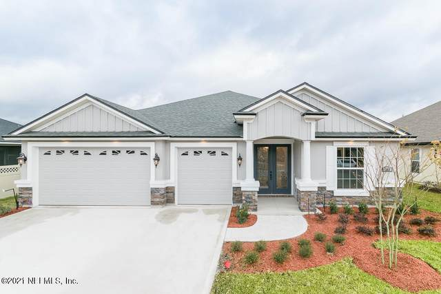3207 Green Leaf Way, GREEN COVE SPRINGS, FL 32043 (MLS #1091719) :: The Newcomer Group