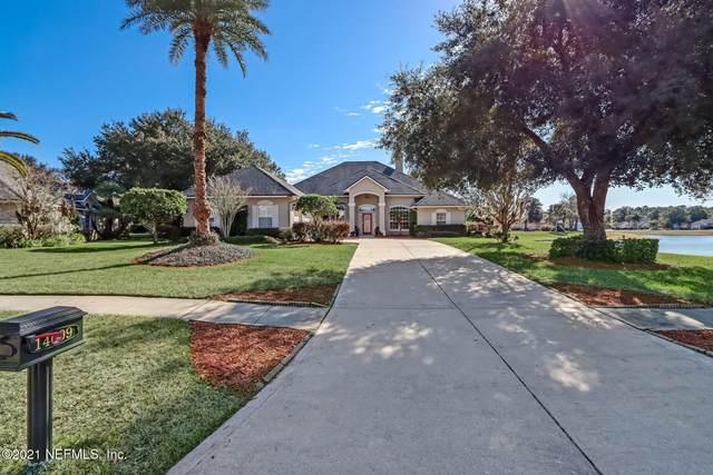 14699 Amelia View Dr, Jacksonville, FL 32226 (MLS #1091721) :: The Hanley Home Team