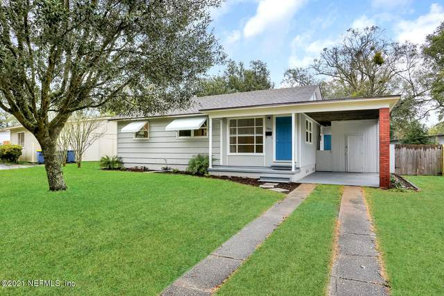 6631 Ector Rd, Jacksonville, FL 32211 (MLS #1091737) :: Century 21 St Augustine Properties