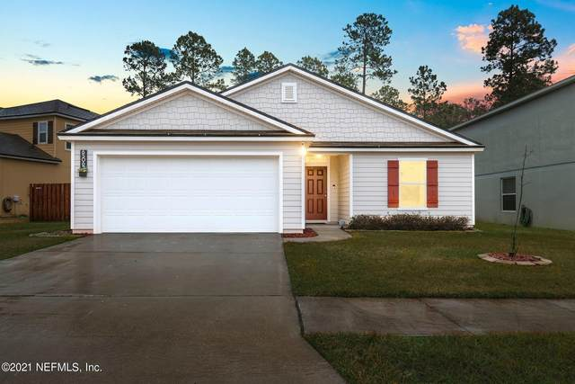 65065 Lagoon Forest Dr, Yulee, FL 32097 (MLS #1091781) :: The Every Corner Team