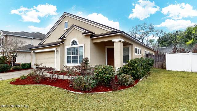 4658 Pine Lake Dr, Middleburg, FL 32068 (MLS #1091797) :: The Hanley Home Team