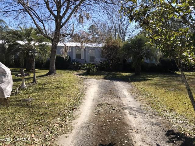 7106 John Rowe Rd, Macclenny, FL 32063 (MLS #1091799) :: Berkshire Hathaway HomeServices Chaplin Williams Realty