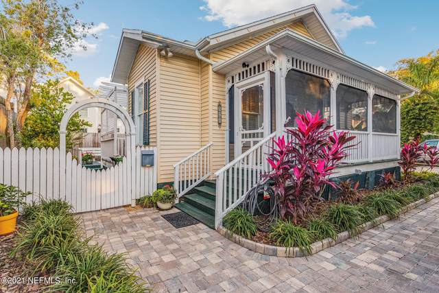 323 Charlotte St, St Augustine, FL 32084 (MLS #1091808) :: EXIT Real Estate Gallery