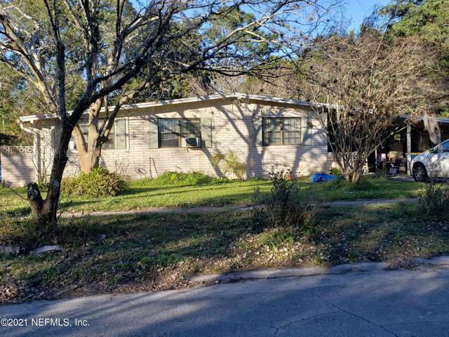 7035 Berrywood Ln, Jacksonville, FL 32277 (MLS #1091820) :: The Newcomer Group