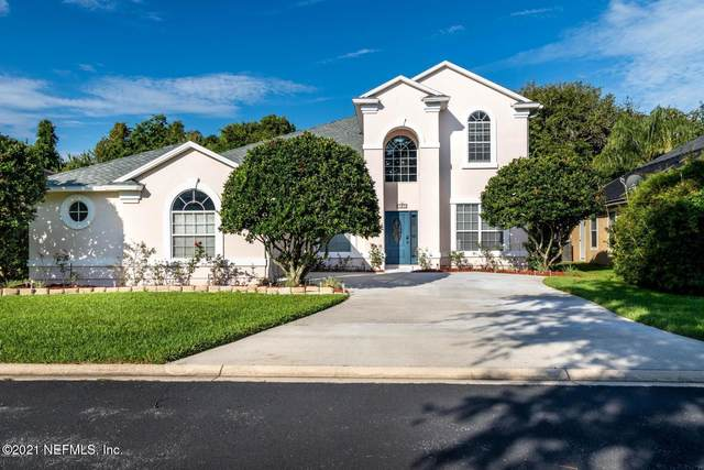 137 Oceans Edge Dr, Ponte Vedra Beach, FL 32082 (MLS #1091843) :: The Every Corner Team